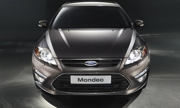Flota bogatsza o Ford Mondeo 2.0TDCI w wersji TITANIUM